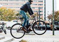 VanMoof Electrified S 2017 im Test: sicheres Smartbike für Raser
