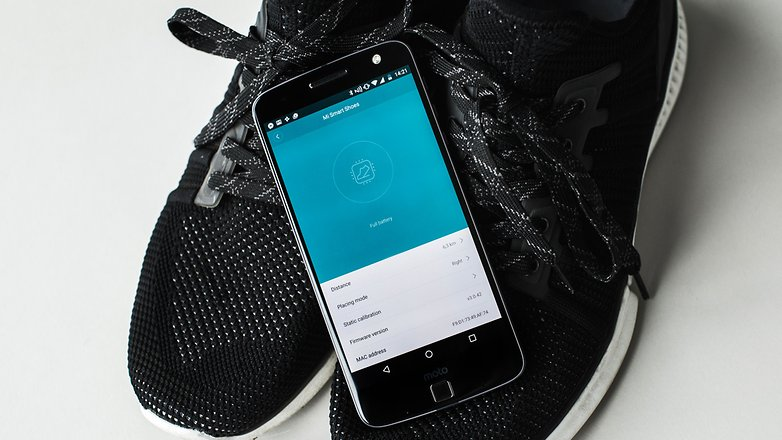 AndroidPIT xiaomi smart shoes 4243