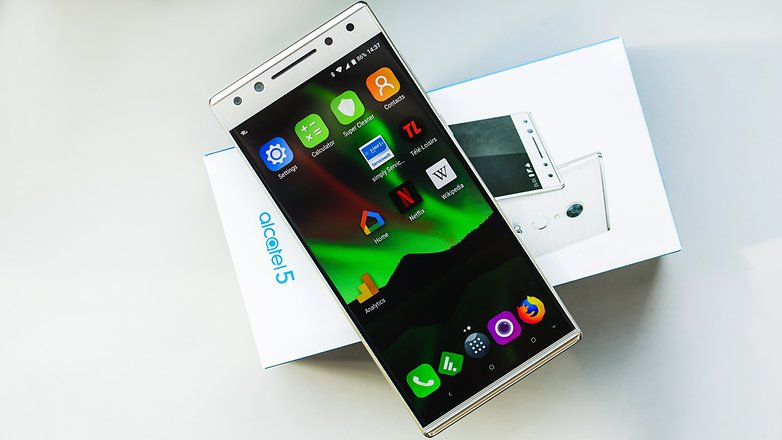 AndroidPIT alcatel 5 2766