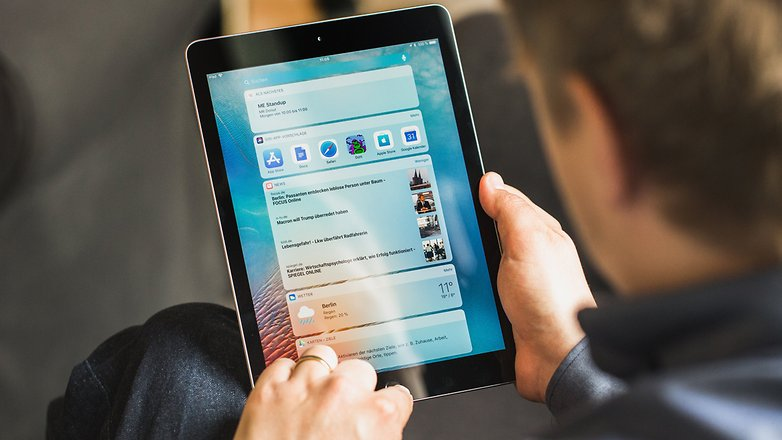 AndroidPIT apple ipad 2018 3799