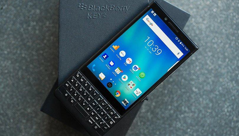 Unboxing/Déballage du BlackBerry KEY2 en vidéo : posez-nous vos questions !