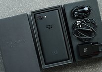 BlackBerry KEY2 unboxing: la tastiera fisica cambia abito