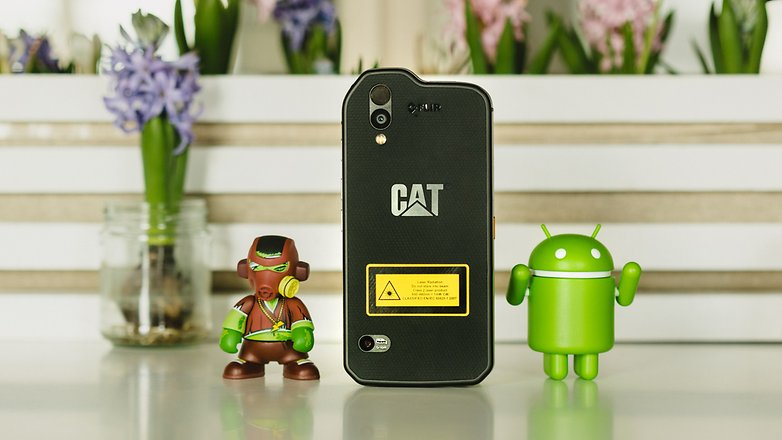 AndroidPIT CAT 9270