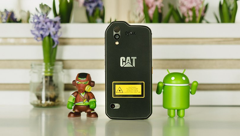 Entfernungsmesser Für Handy : Cat s61 im test: grobe kelle statt feine klinge androidpit