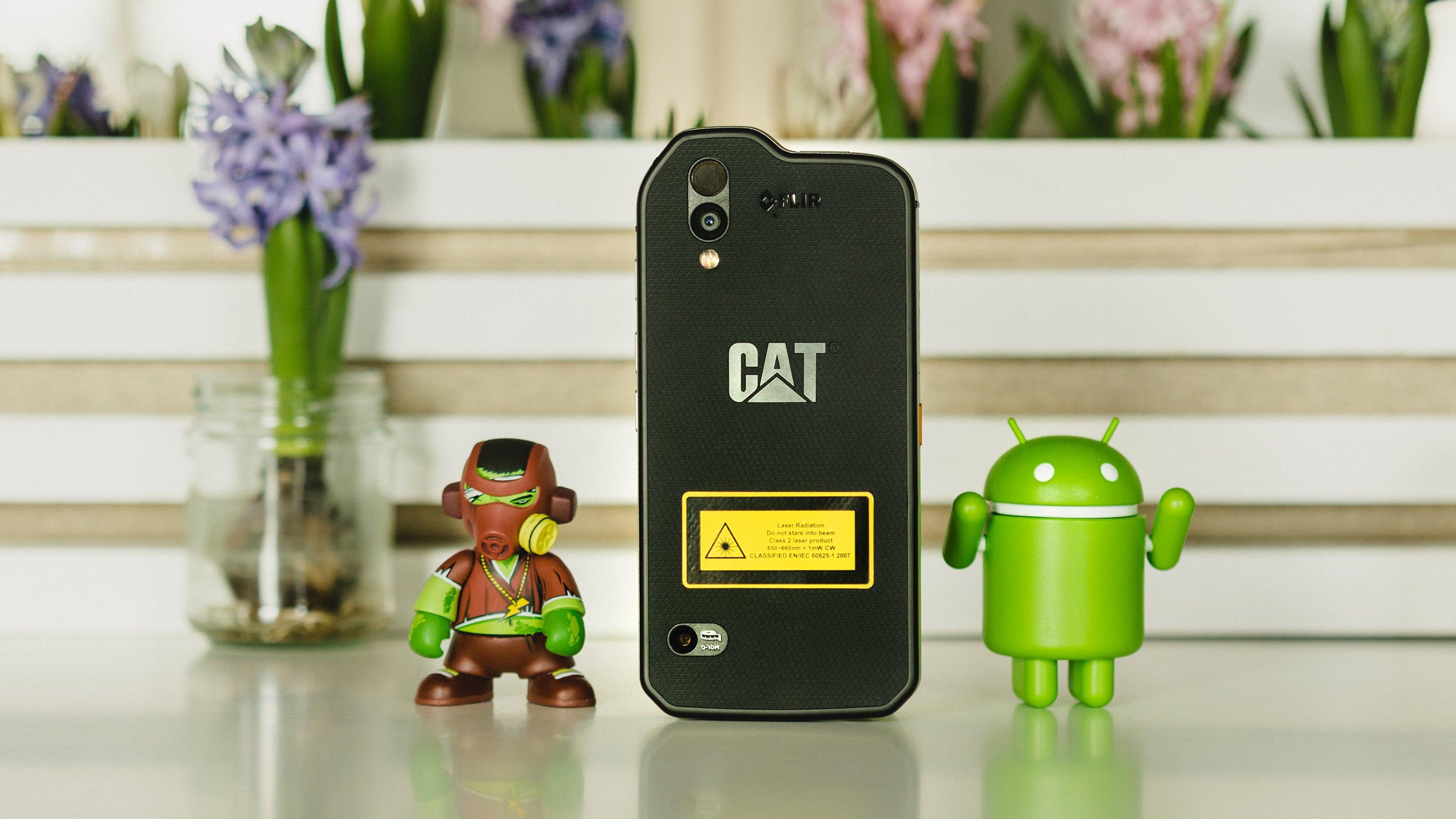 Laser Entfernungsmesser Vergleichstest : Cat s61 im test: grobe kelle statt feine klinge androidpit