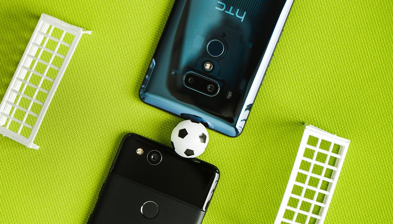 Smartphone World Cup, Round 4: Google Pixel 2 vs HTC U12+