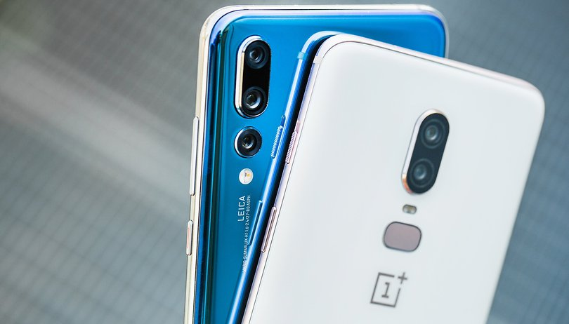 OnePlus 6 vs Huawei P20 Pro: what would you sacrifice?