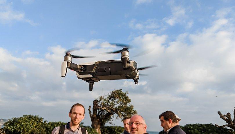 Oui, DJI est bien le maître des drones à l'heure actuelle