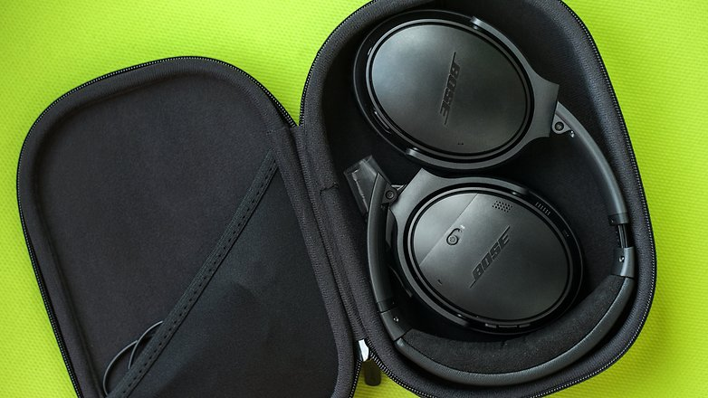 AndroidPIT Bose QC35 II 3207