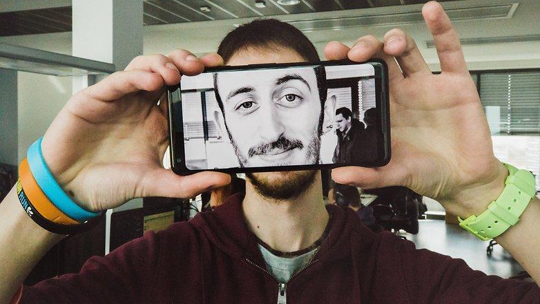 AndroidPIT Borderless smartphones 8322
