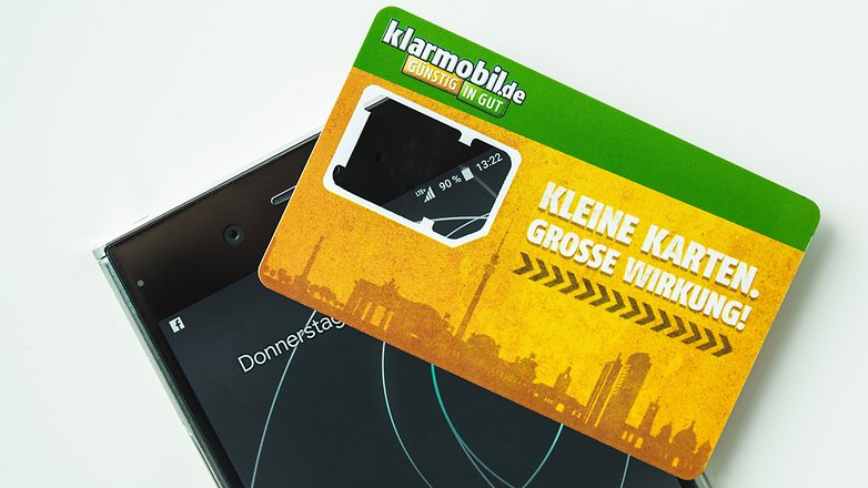 AndroidPIT Klarmobil LTE 1094