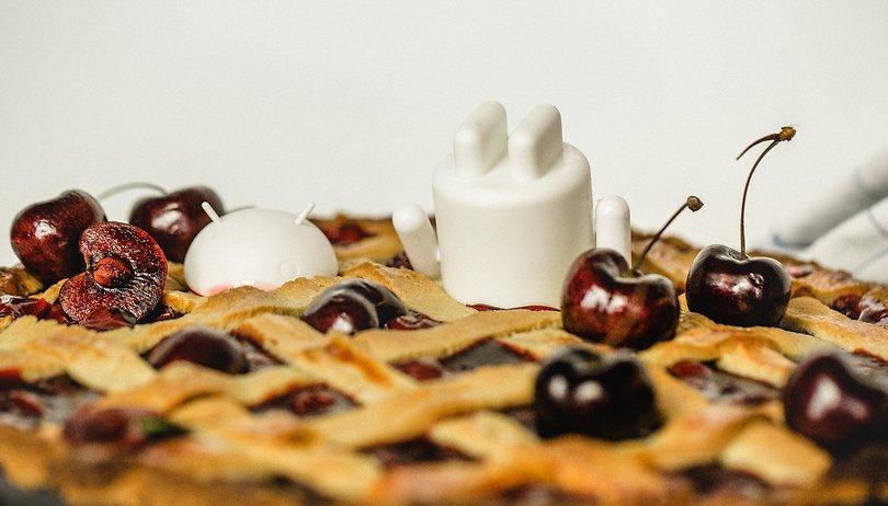 10% dos aparelhos estão no Pie, e isso é muito preocupante