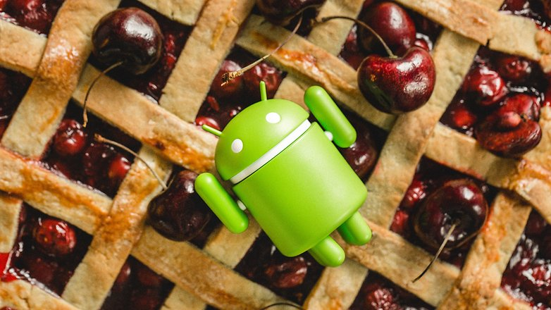 AndroidPIT android pie 0112