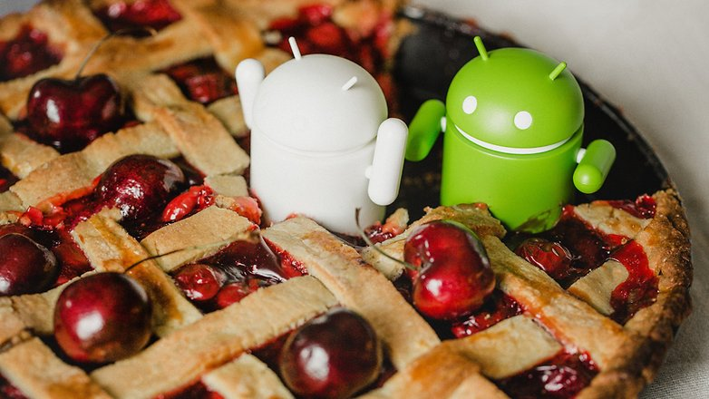 AndroidPIT android pie 0203