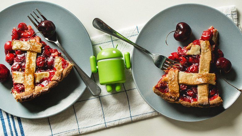 AndroidPIT android pie 0260