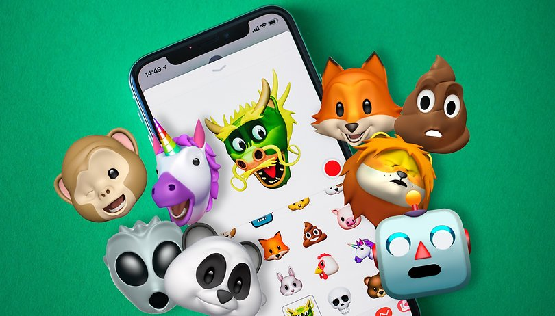 Crazy about Animoji? Here are the alternatives for Android