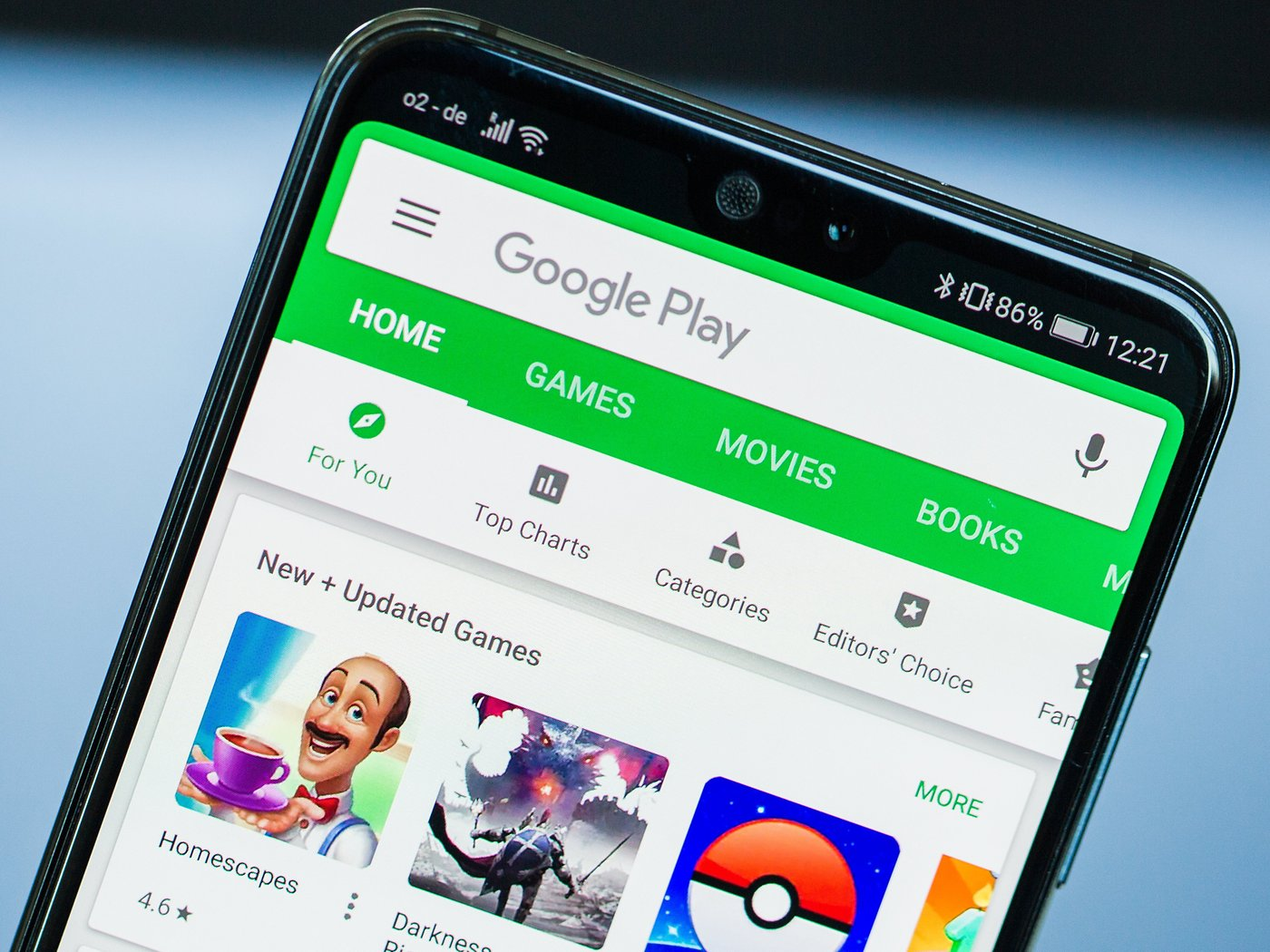 pokemon go update download pending