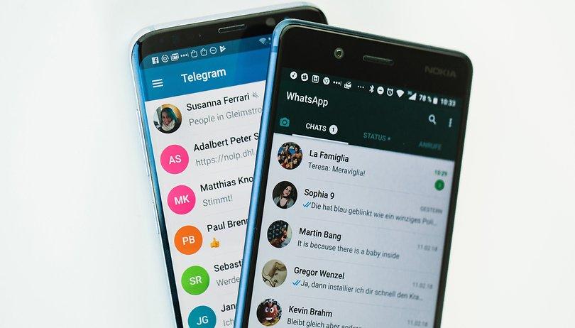 Die besten WhatsApp-Alternativen für Android