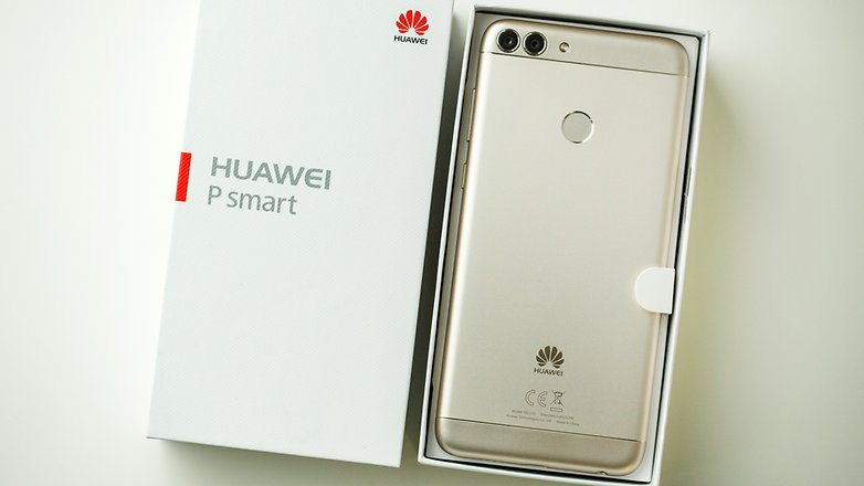 AndroidPIT Huawei p smart 8501