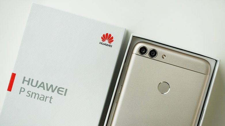 AndroidPIT Huawei p smart 8504