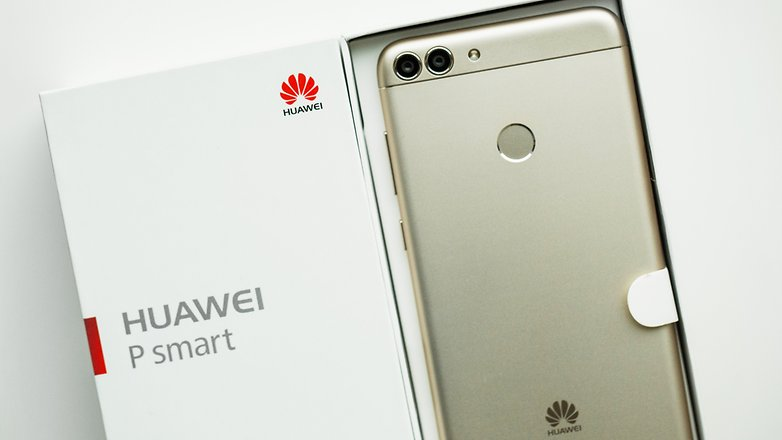 AndroidPIT Huawei p smart 8506