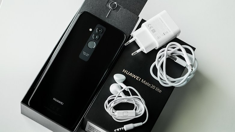 AndroidPIT huawei mate 20 lite 9240