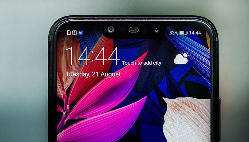Huawei Mate 20: baixe o tema, papéis de parede e live wallpapers do