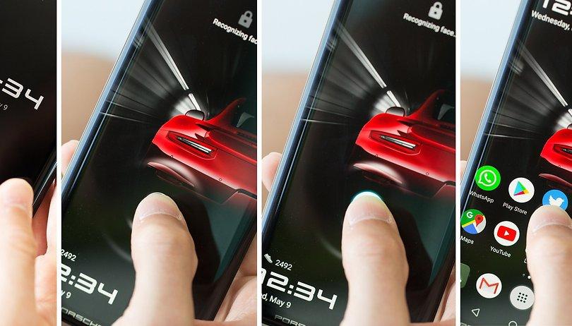 Deux des trois Galaxy S10 seront ultrasoniques !