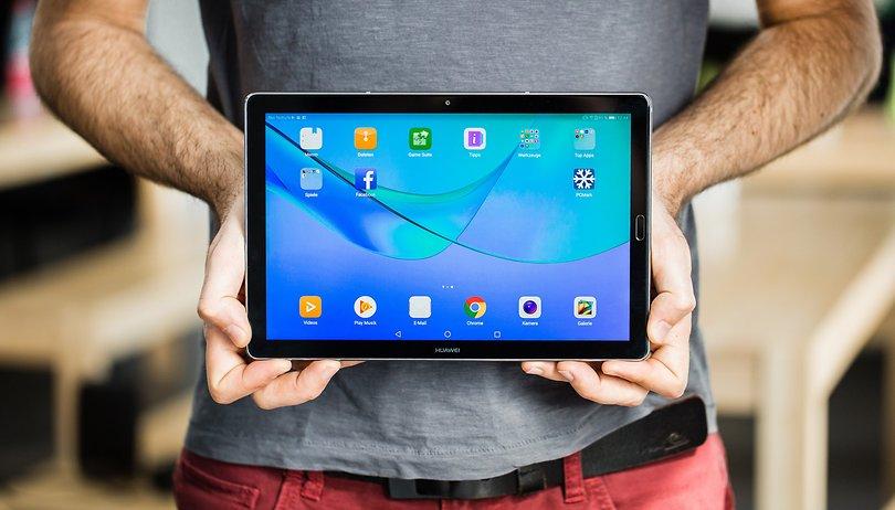 Test du Huawei MediaPad M5 : une bouffée d'air dans le monde des tablettes