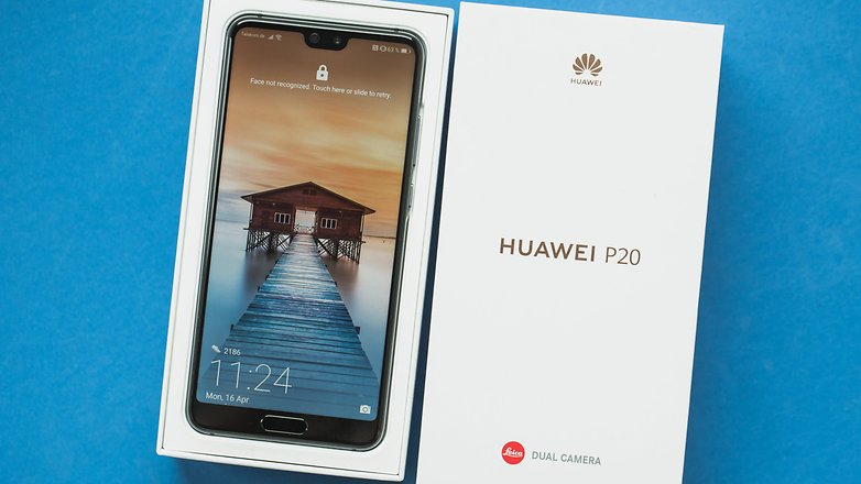 AndroidPIT huawei p20 3868