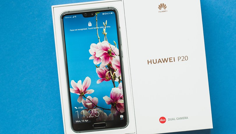 Huawei P20 display test: non per forza dev'essere sempre un AMOLED