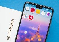 Huawei: Display mit Kopfschuss statt Notch
