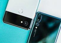 Huawei P20 Pro vs Pixel 2XL: los dos gigantes de la cámara colisionan