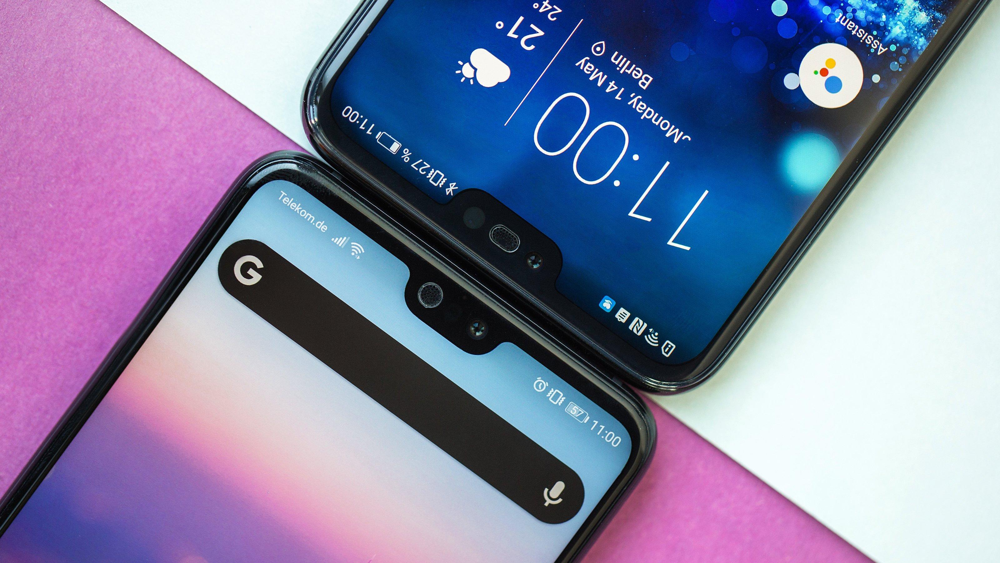 Using Honour Vs Honor: Honor 10 Vs. Huawei P20: Das Ungleiche Duell Der Zwillinge