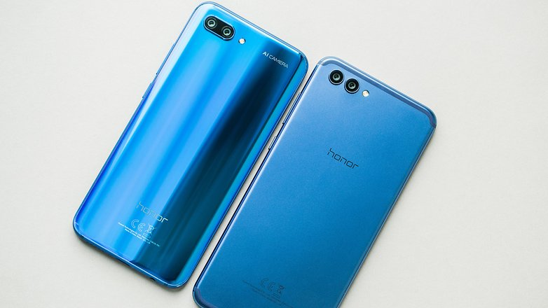 [COMPARATIF] Honor 10 vs Honor View 10 AndroidPIT-honor-10-vs-view-10-8197-w782