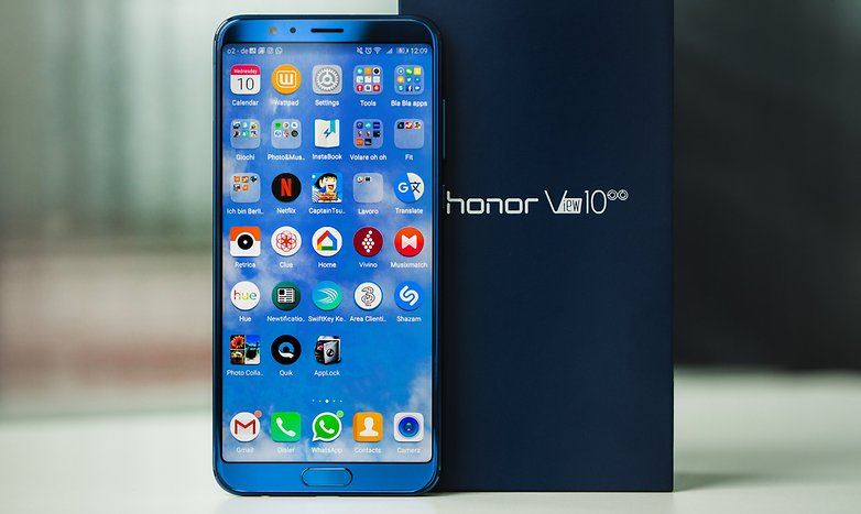 AndroidPIT honor view 10 review 8167