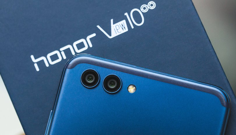 Honor View 10 lands in the US: not bad for $499
