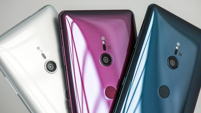 AndroidPIT Sony XZ3 8322
