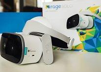 VR endlich ohne Smartphone: Daydream-Headset Mirage Solo ausprobiert