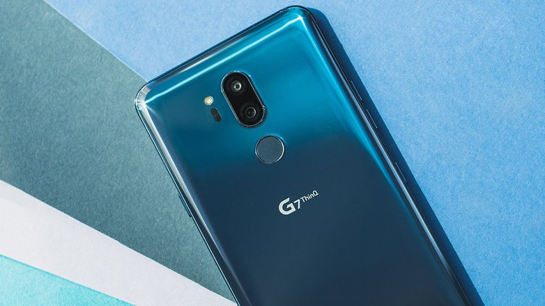 AndroidPIT lg g7 5280