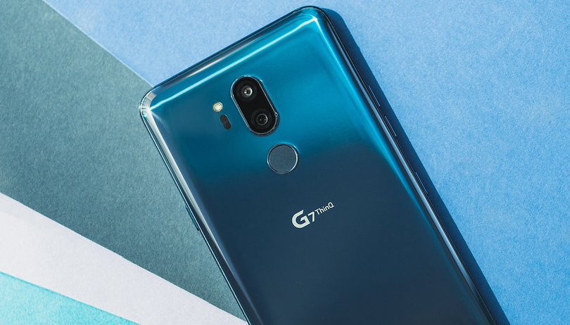 LG G7 with Android One comes to banish LG's update woes