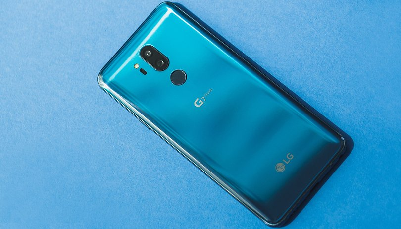 The LG G7 ThinQ is here, global launch beginning tomorrow