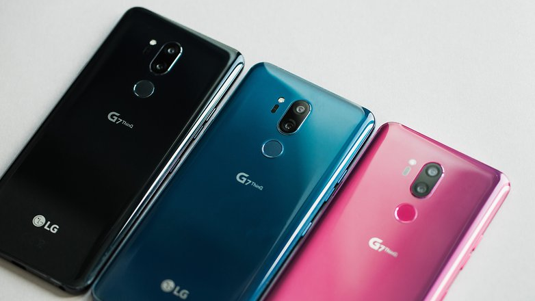 AndroidPIT lg g7 9932