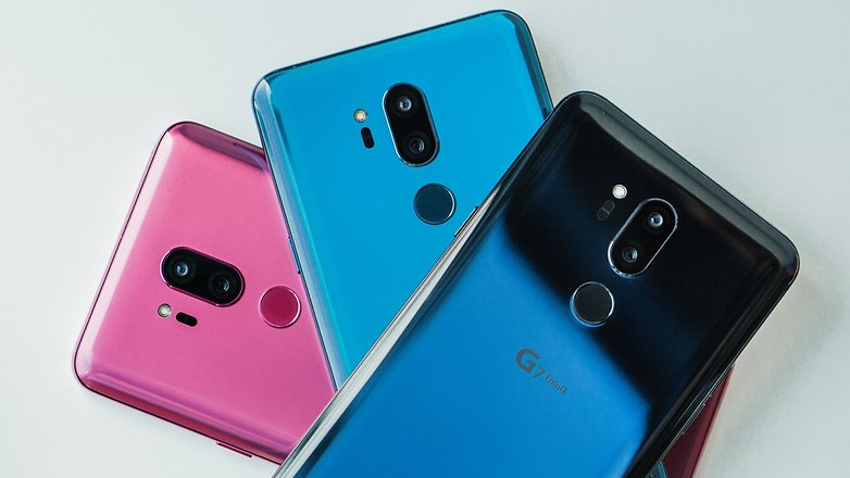 AndroidPIT lg g7 9940