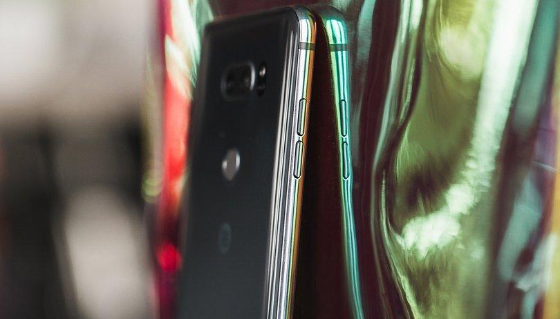 LG V35: Die Kreuzung vom LG V30 und LG G7 in LG-Dokumenten entdeckt