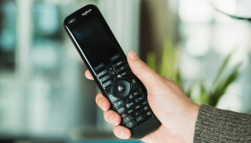 Logitech Harmony Elite: The unique remote is getting smarter