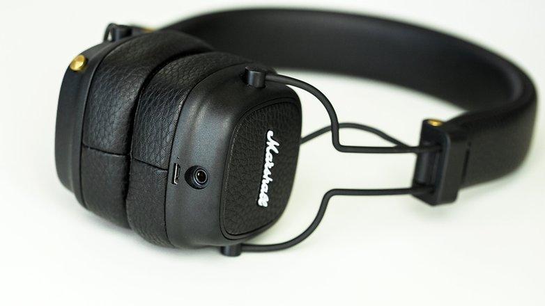 AndroidPIT marshall headphones major 3 5109