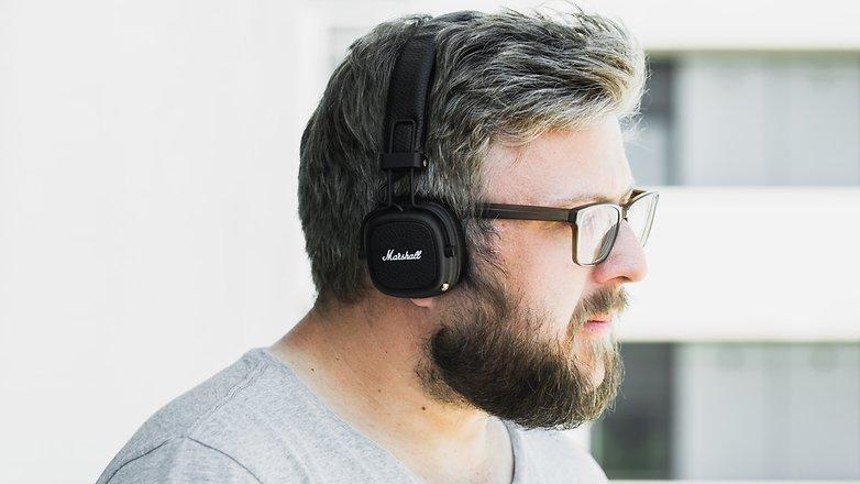 AndroidPIT marshall headphones major 3 5120