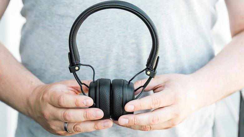 AndroidPIT marshall headphones major 3 5124