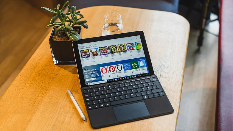 AndroidPIT Microsoft Surface Go 7079